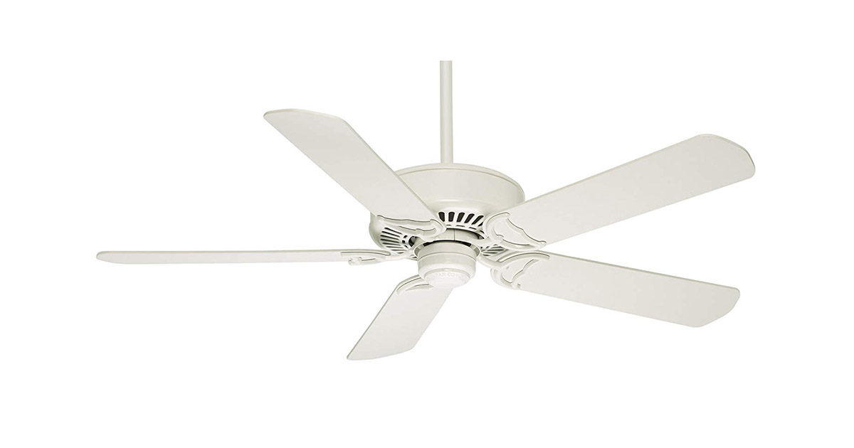 Casablanca 59510 54 inches White Indoor Ceiling Fan image