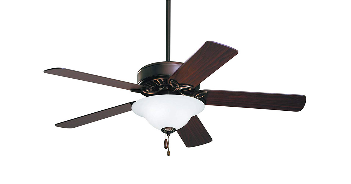 Emerson CF712WORB Pro Series 50-Inch Blades Oil Rubbed Bronze Finish Ceiling Fan image