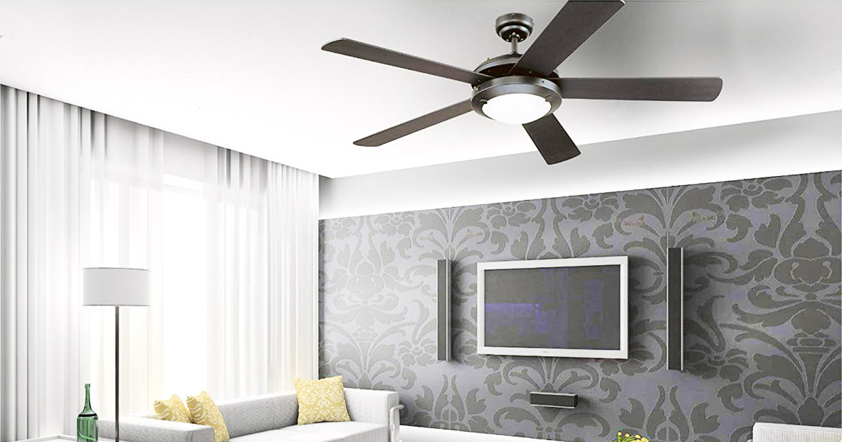 Best Ceiling Fans with Lights Review - Tested & researched ...