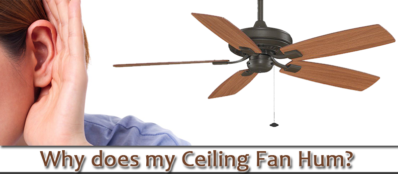 Why Does My Ceiling Fan Hum How To Fix That Hum