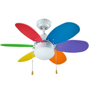 structure of ceiling fan image