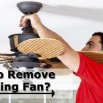 How to Remove a Ceiling Fan image