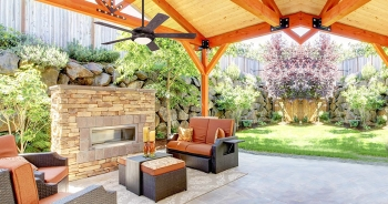 10 Perfect Outdoor Ceiling Fans of 2020 – Now enjoy your summer days in a lobby with cool air!