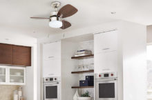 Best Rated Small Ceiling Fans in 2020 – Ideal for Bathrooms, Hallways & Other Small Areas