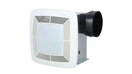 Broan QTXE110FLT Ventilation Fan and Light Combo – Useful for both Home and Bathroom!