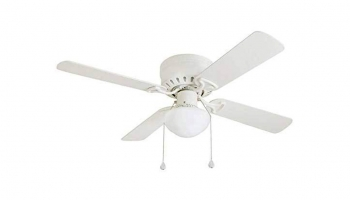 "Harbor Breeze Armitage Ceiling Fan 42"" – Perfect for Small and Medium Rooms!"