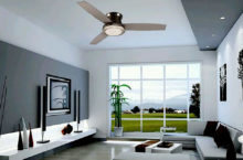 10 High-Quality Harbor Breeze Ceiling Fans – Makes your Living Room more Stylish!