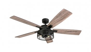 Honeywell Carnegie Ceiling Fan 50614-01 – Ideal for Industrial Use!