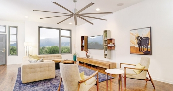 High-quality Industrial Ceiling Fans of 2020 that are ideal for any commercial space